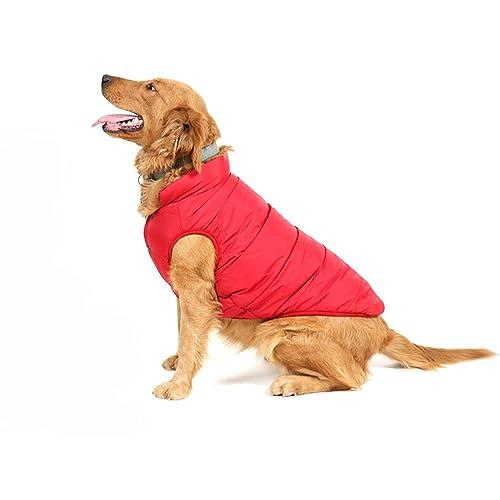PENVO Ropa para perros de mascotas, abrigos y chaquetas impermeables de invierno para perros pequeños