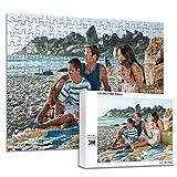 Puzzles Personalizados con Fotos 1000 500 300 200 Piezas Rompecabezas Personalizado con Imágenes apto para Adultos y Adolescentes (300 pedazo)