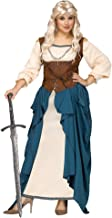 Fun World Women's Viking Queen Plus Size Costume