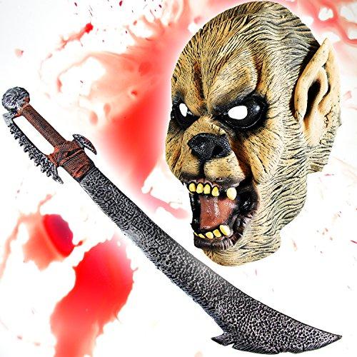 - Wolfman Halloween Kostüme
