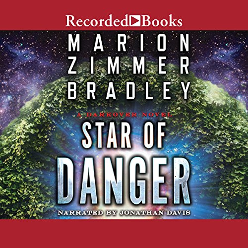 Star of Danger audiobook cover art