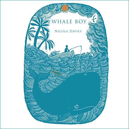 Whale Boy audiobook cover art
