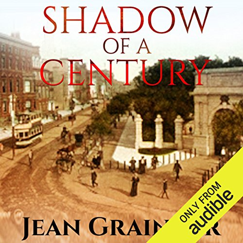Shadow of a Century audiobook cover art