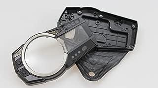 ZXMOTO Speedometer Tachometer Gauge Case Cover for Suzuki GSXR 600 GSXR 750 2011 2012 2013 2014