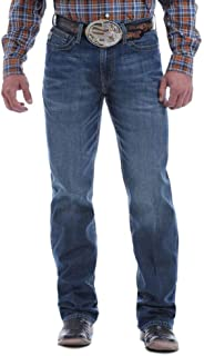 Cinch Men's Grant Performance Medium Relaxed Bootcut Jeans