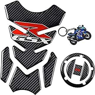 Protezione per serbatoio moto protettiva antigas stampata Adesivo per YZF R6