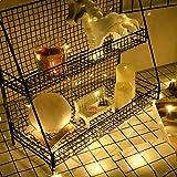 Cadena de luces de vacaciones LED Serie de luces de cobre creativas Mini luz decorativa Decoración de vacaciones Cadena de luces usb 6m60 leds