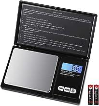 Balance de poche AMIR, balance numérique de précision 200g/0,01 g, balance digitale, pèse-lettre, balance or, balance piè...
