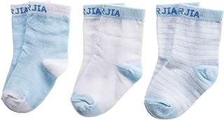 WYTbaby, Calcetines del Bebé de 3 Pares para Recién Nacido 0-18 meses - Ideal Opción de Regalo