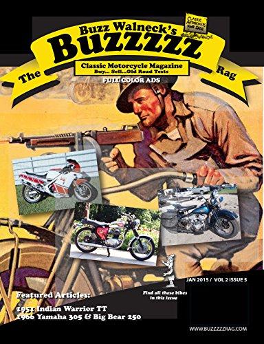 The Buzzzzz Rag: Volume 2 Issue 5 (English Edition)