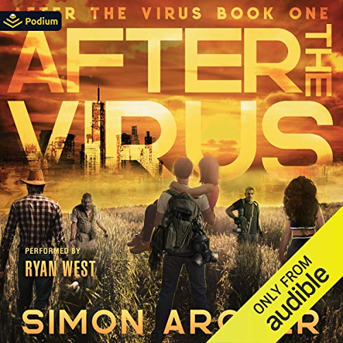 After the Virus Audiobook By Simon Archer cover art
