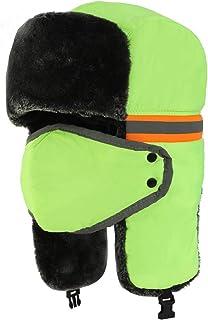 قبعات الشتاء للرجال والنساء، قبعة يوشنكا للتزلج في الهواء الطلق دافئة ومقاومة للرياح