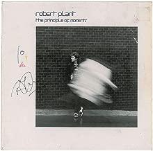 Led Zeppelin Robert Plant Signed Autographed Principle Moments Album Beckett BAS - Beckett Authentication