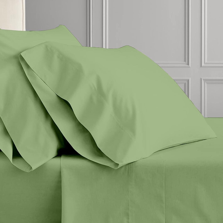 Spring new 2021 model work 100% Original Cotton 4-Piece Bedding 1 Flat Fitte Includes-1 Set
