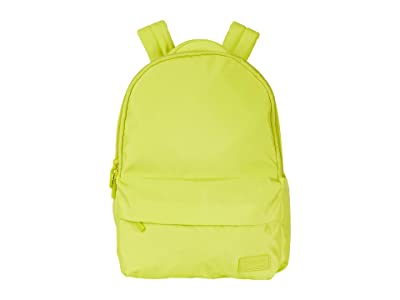 Lipault Paris City Plume Backpack (Flash Lemon) Backpack Bags