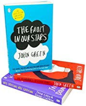 John Green Collection 3 Books Set (The Fault in Our Stars, An Abundance of Katherines, Will Grayson Will Grayson)