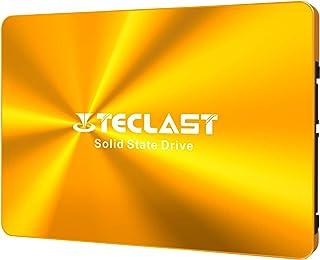 TECLAST SSD 内蔵 2TB 2.5インチ 3D NAND採用 SATA3 6Gb/s 7mm PS4動作確認済 日本語取扱説明書付き 3年保証 国内正規代理店品