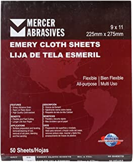 Best 100 grit emery cloth Reviews