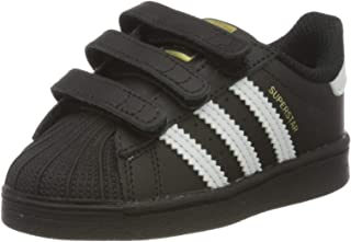adidas Superstar CF I, Basket Mixte Enfant