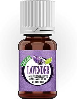 Lavender Essential Oil - 100% Pure Therapeutic Grade Lavender Oil - 10ml