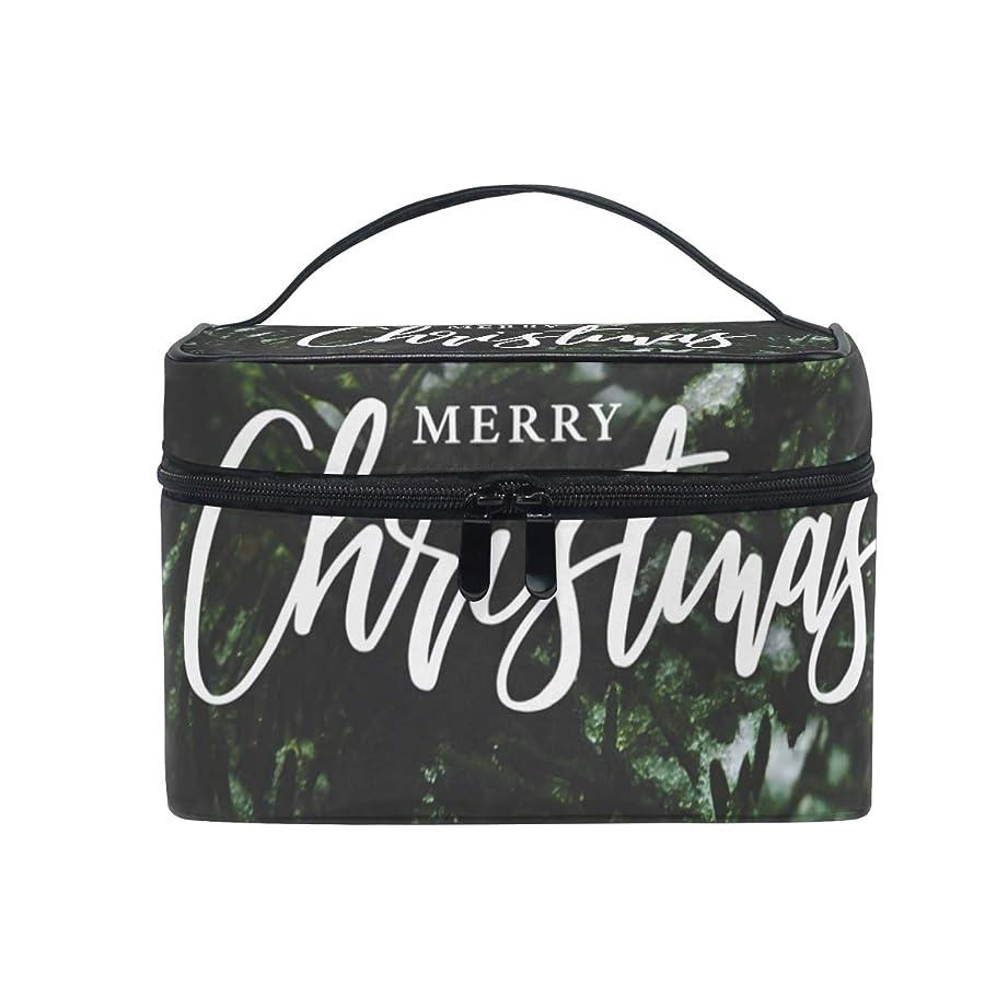 誰か作物従事するユキオ(UKIO) メイクポーチ 大容量 シンプル かわいい 持ち運び 旅行 化粧ポーチ コスメバッグ 化粧品 クリスマス レディース 収納ケース ポーチ 収納ボックス 化粧箱 メイクバッグ