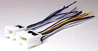 Scosche NN03B Wire Harness to Connect an Aftermarket Stereo Receiver for Select 1995-Up Infiniti/Nissan