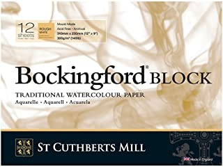 Bockingford 300gsm Block 12