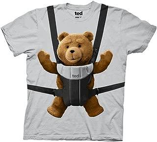 Bear Baby Bjorn Carrier Ice Grey Mens T-shirt