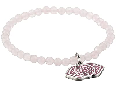 Alex and Ani Chakra Stretch Bracelet (Silver/Third Eye) Bracelet