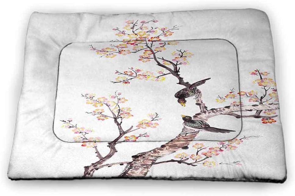 Cat Bed Art Super Soft Ranking TOP9 Max 81% OFF Pet Cushion Illustrat Design Pattern Thai