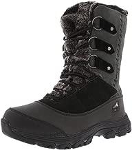 حذاء ثلج فرو صناعي للنساء من Pacific Mountain
