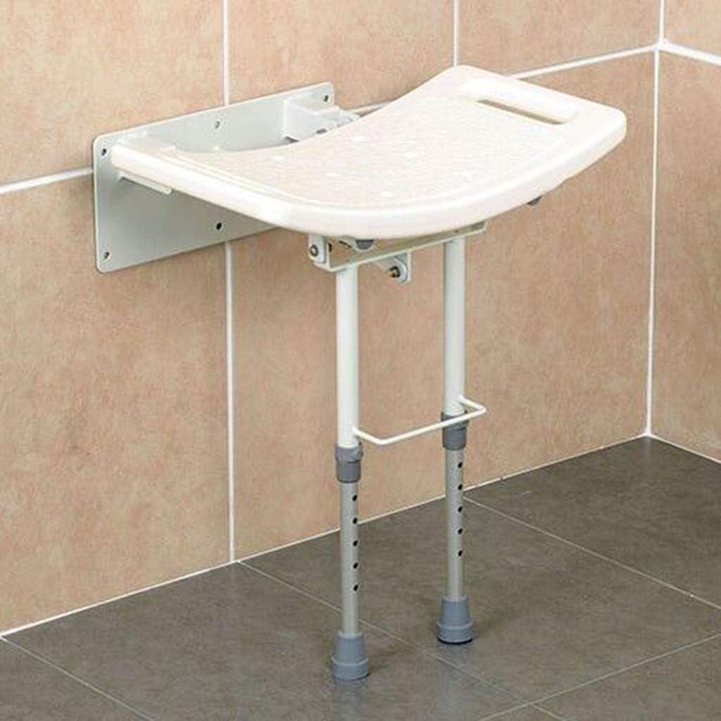 GGOODD Dedication Foldable Shower Stool Limited price Height Adjustable for Wa Non-Slip