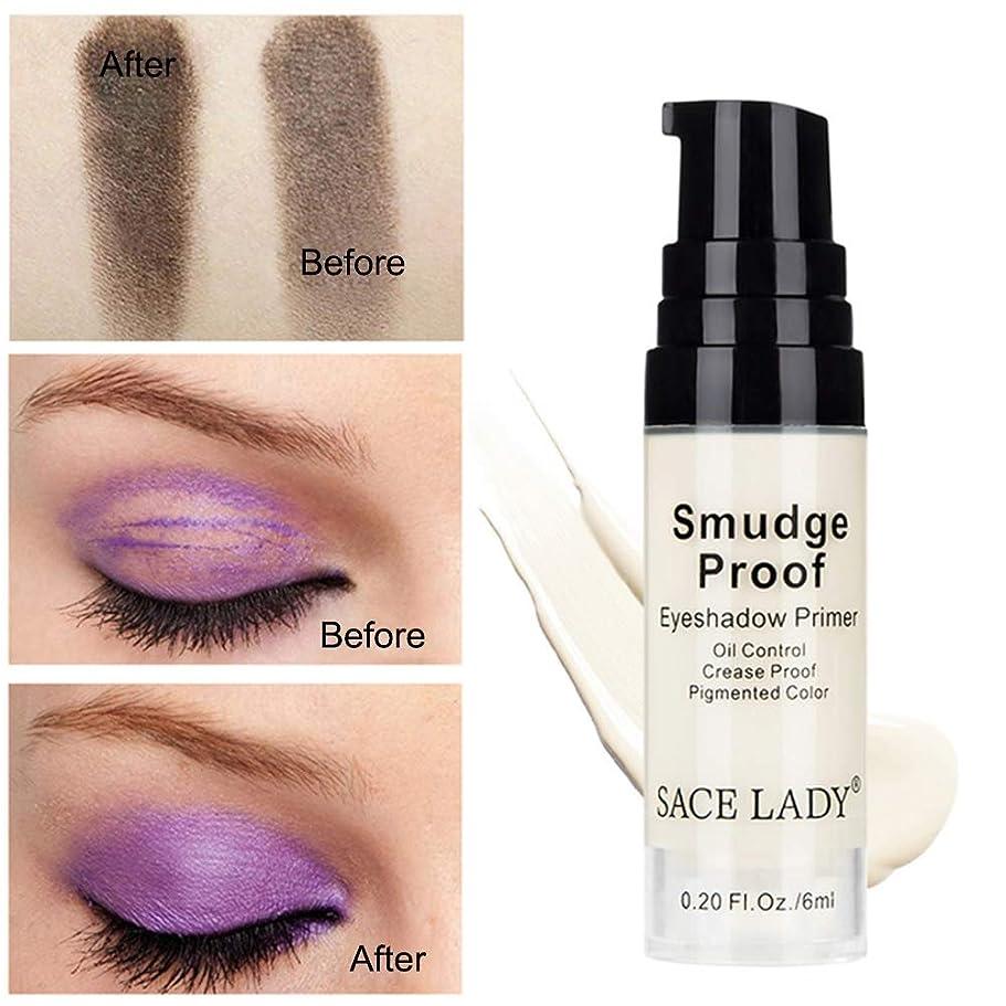 紫のどのくらいの頻度でドックRabugogo 女性アイシャドウプライマーメイクアップアイベースリキッドオイルコントロール長持ちアイシャドープライマー