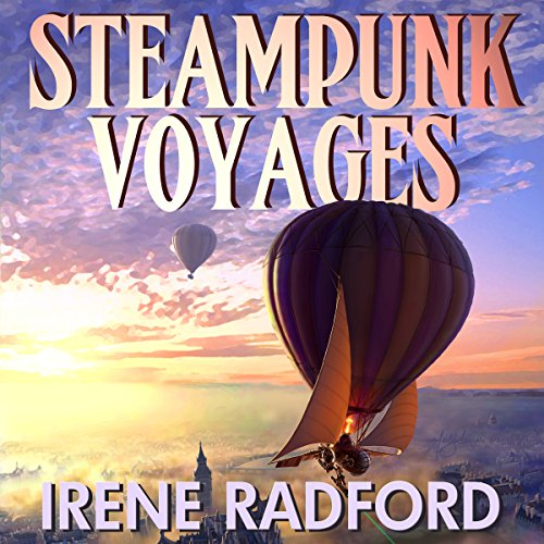 Steampunk Voyages cover art