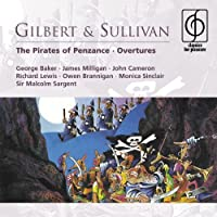Gilbert & Sullivan: Pirates of Penzance by VARIOUS ARTISTS (2011-07-26)
