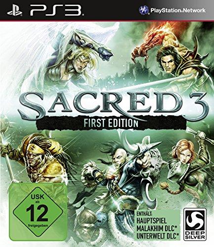 Sacred 3 - First Edition [Importación Alemana]
