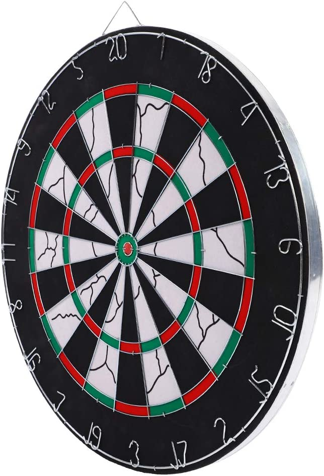 SOONHUA 18 Inch Double Side Dartboard for Fashion with Target Toys Ranking TOP18 Kids