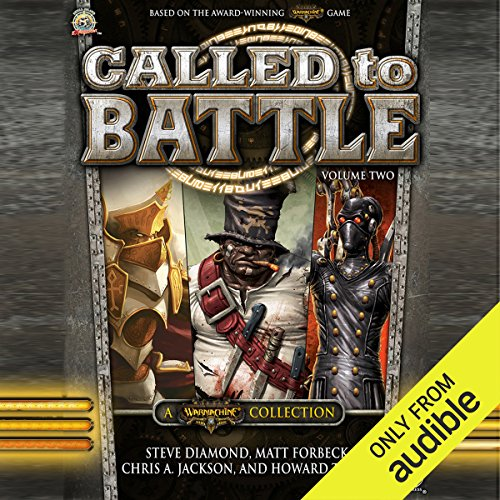 Called to Battle, Volume Two cover art