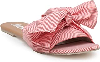 Chalk Studio - Peppermint Bow Tie - Sandals