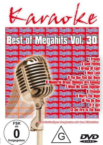 Karaoke - Best of Megahits Vol. 30