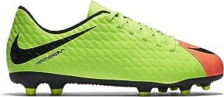 Junior Hypervenom Phade III FG Soccer Cleats