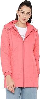 People Women's Jacket (P2C211519221177_Pink_S)