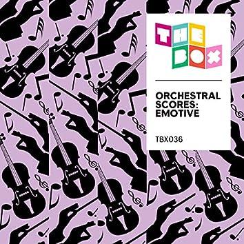 Orchestral Scores: Emotive