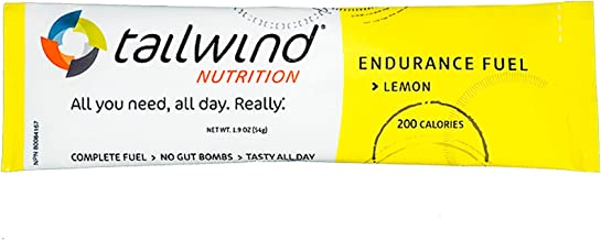 Tailwind Nutrition Endurance Fuel 12 Stick Packs Lemon Estimated Price : £ 29,95