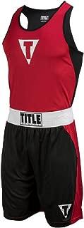 Title Boxing Aervent Elite Amateur Boxing Set 15