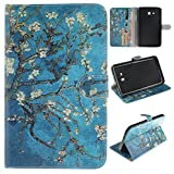 Skytar Etui Galaxy Tab3 Lite 7.0,Protection pour Samsung Tab3 Lite SM-T113,Folio Cover avec Support...