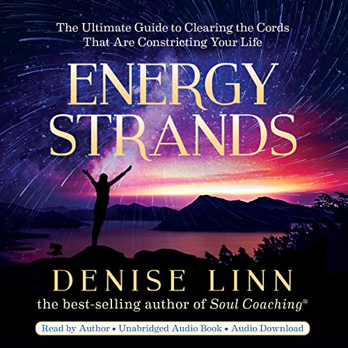 Energy Strands audiobook cover art