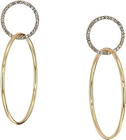 Sunkissed Hoop Earrings
