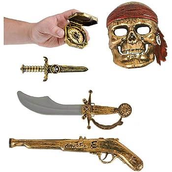 Pirata Set De Accesorios Niño 5pc