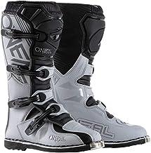 O`Neal Men`s Dirt Bike Boots (Gray, 9)